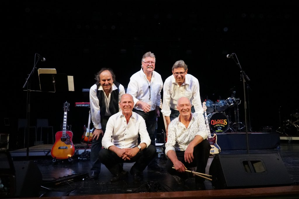 Oldies Revival Band 50 Jahr Musig